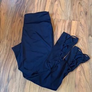 Z by Zella Navy Leggings